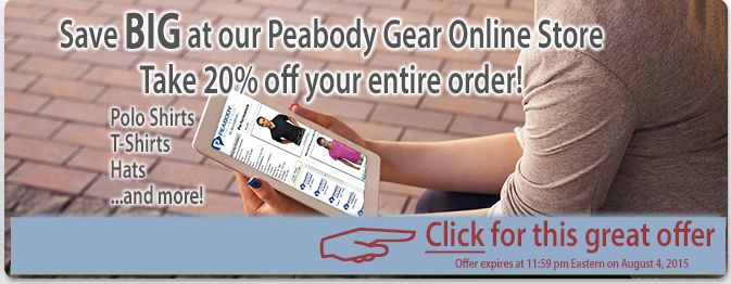 Peabody Engineering Gear Sale